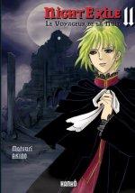 Night Exile T2, manga chez Milan de Akino