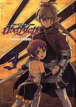 Ubel Blatt T3, manga chez Ki-oon de Shiono