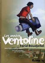 Petit Polio T3 : Les années Ventoline (0), bd chez Futuropolis de Boudjellal