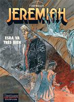 Jeremiah T28 : Esra va très bien (0), bd chez Dupuis de Hermann