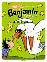 Méchant Benjamin T2 : Pas beau ! (0), bd chez Dupuis de de Brab, Smulkowski