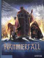 Hammerfall T2 : Les ombres du Svartalaheim (0), bd chez Dupuis de Runberg, Talijancic, Häflinger