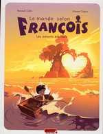 Le monde selon François T2 : Les amants éternels (0), bd chez Dupuis de Zabus, Collin