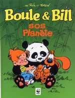 Boule et Bill : SOS Planète (0), bd chez Dargaud de Roba, Verron