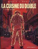 La cuisine du diable T4 : Le ventre de la bête (0), bd chez Vents d'Ouest de Marie, Karl T., Dameex