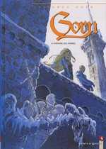 Gorn T11 : La mémoire des ombres (0), bd chez Vents d'Ouest de Oger