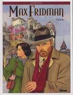 Max Fridman T5 : Sin Ilusiòn (0), bd chez Glénat de Giardino