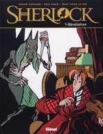 Sherlock T1 : Révélation (0), bd chez Glénat de Adam, Convard, Le Hir