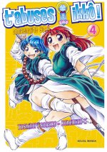 T'abuses Ikkô ! T4, manga chez Soleil de Bohemian-k, Sogabe