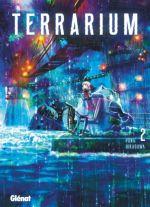Terrarium T2, manga chez Glénat de Hirasawa