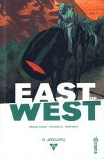 East of West T10 : Apocalypse  (0), comics chez Urban Comics de Hickman, Dragotta, Martin