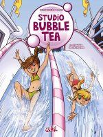 Studio Bubble Tea T2 : Panique en haute mer (0), bd chez Soleil de Leach, Borges, Odone
