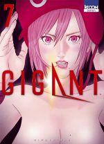 Gigant T7, manga chez Ki-oon de Oku