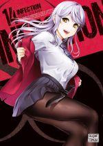 Infection T14, manga chez Delcourt Tonkam de Oikawa