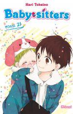 Baby sitters T21, manga chez Glénat de Tokeino