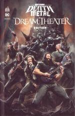 Batman Death Metal T6 : Dream Theater Edition (0), comics chez Urban Comics de Snyder, Capullo, FCO Plascencia, Casas