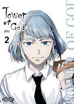 Tower of god T2, manga chez Ototo de SIU