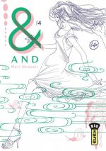 & And T4, manga chez Kana de Okazaki