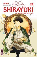 Shirayuki aux cheveux rouges T23, manga chez Kana de Akizuki