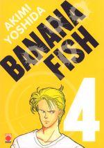 Banana fish T4, manga chez Panini Comics de Yoshida