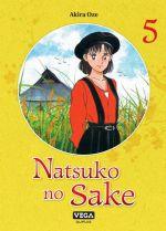 Natsuko no sake T5, manga chez Dupuis de Oze