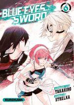 Blue eyes sword - Hinowa ga crush ! T6, manga chez Kurokawa de Takahiro, Strelka