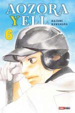 Aozora yell T6, manga chez Panini Comics de Kawahara