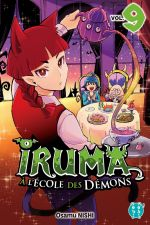 Iruma à l'école des démons T9, manga chez Nobi Nobi! de Nishi