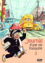 Journal d'une vie tranquille T3, manga chez Dupuis de Chiba
