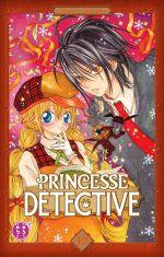 Princesse détective T12, manga chez Nobi Nobi! de Anan