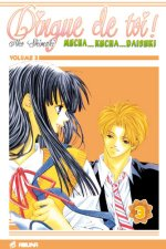 Dingue de toi T3, manga chez Asuka de Shimaki