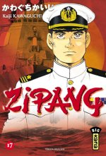 Zipang T17, manga chez Kana de Kawaguchi