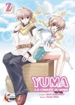 Yuma à la conquete du monde T2, manga chez Ki-oon de Kamishiro, Higa