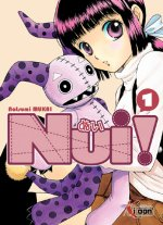 Nui ! T1, manga chez Ki-oon de Mukai