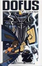 Dofus T7 : La cité de Djaul (0), manga chez Ankama de Tot, Brunowaro, Ancestral z, Mojojojo