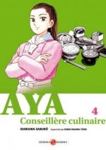 Aya conseillère culinaire T4, manga chez Bamboo de Ishikawa