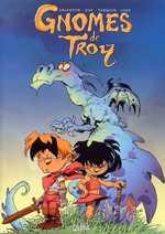 Gnomes de Troy T1, bd chez Soleil de Arleston, Tarquin, Lyse