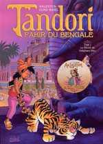 Tandori fakir du Bengale T1 : Le réveil de l'éléphant bleu (0), bd chez Soleil de Arleston, Ridel