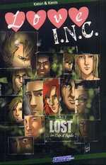 Love I.N.C. T2 : Lost... in Cap d'Agde ! (0), manga chez Les Humanoïdes Associés de Karos, Kalon