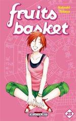 Fruits Basket – 1e edition, T23, manga chez Delcourt de Takaya