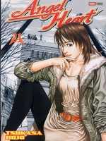 Angel heart T21, manga chez Panini Comics de Hôjô