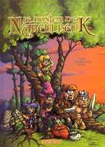 Le donjon de Naheulbeuk T3 : Deuxième saison - Partie 1 (0), bd chez Clair de Lune de Lang, Poinsot, Sabater