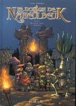 Le donjon de Naheulbeuk T4 : Deuxième saison - Partie 2 (0), bd chez Clair de Lune de Lang, Poinsot, Sabater