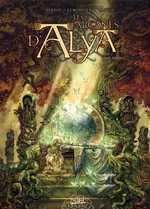 Les arcanes d'Alya T2 : Âmes soeurs (0), bd chez Soleil de Debois, Gwendal, Bastide