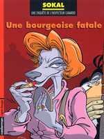 Canardo T17 : Une bourgeoise fatale, bd chez Casterman de Sokal