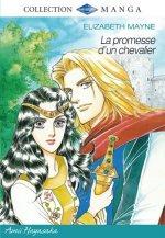 La promesse d'un chevalier, manga chez Harlequin de Mayne, Hayasaka
