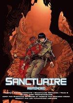 Sanctuaire reminded T3 : Le mal des profondeurs (0), manga chez Les Humanoïdes Associés de Betbeder, Crosa