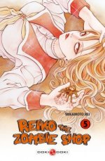 Reiko the zombie shop T5, manga chez Bamboo de Mikamoto