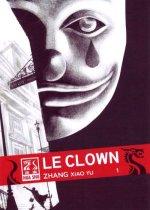 Le clown, manga chez Casterman de Zhang