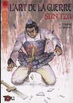 Sun Tzu - L'art de la guerre T6 : La stratégie offensive - Partie 1 (0), manga chez Editions du temps de Weimin, Zhiqing